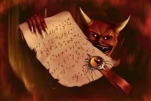 Договор с дьяволом: последствия