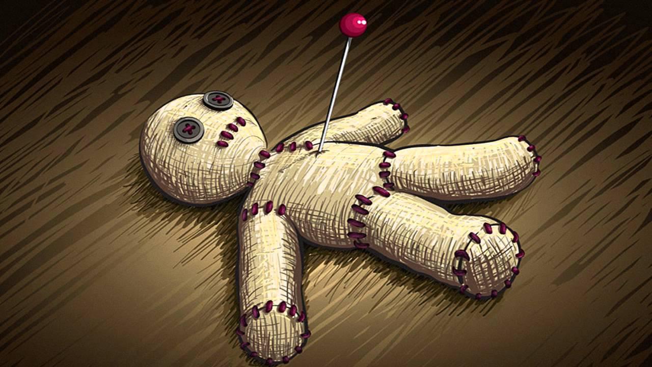 Как сделать куклу вуду на смерть фото 3