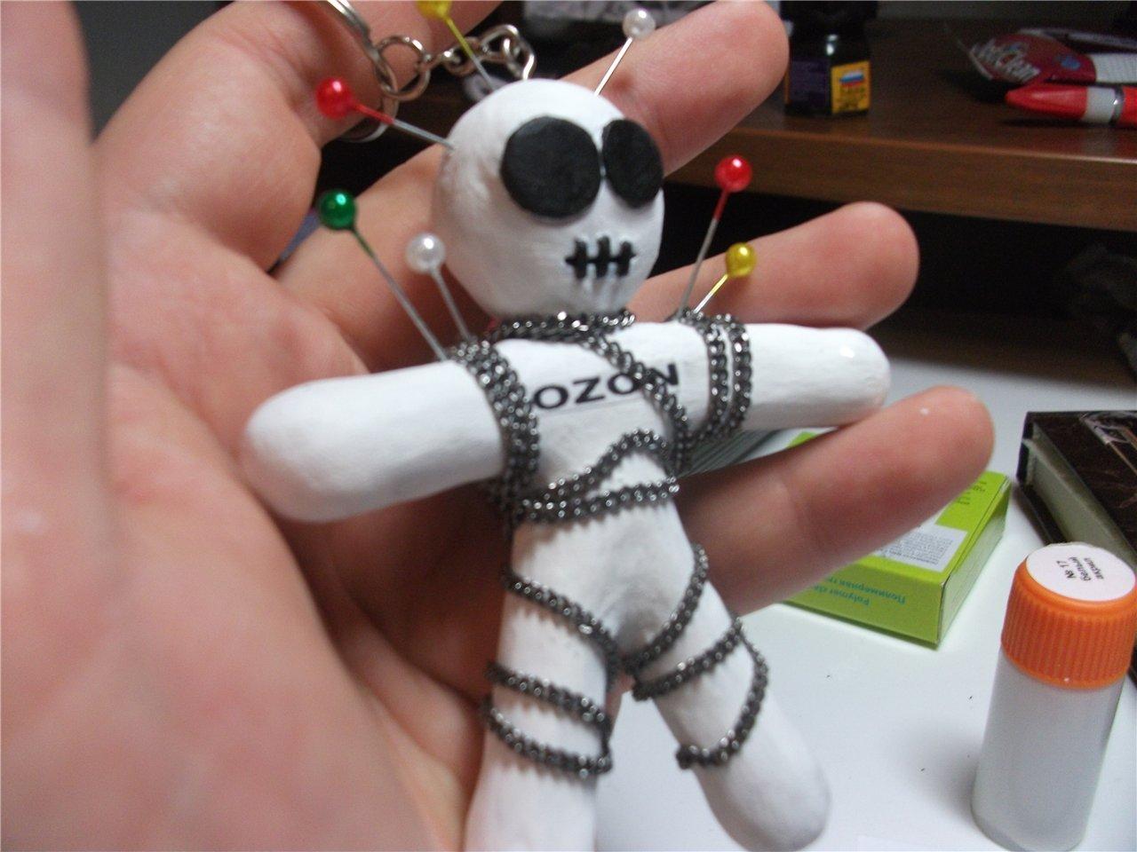 Как сделать куклу вуду на смерть фото 468