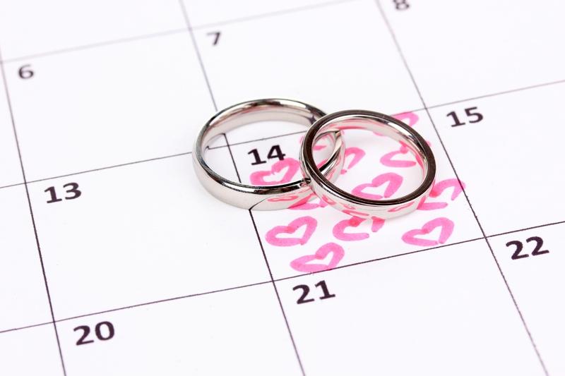 Как подобрать дату свадьбы нумерология