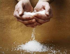 Если просыпал сол