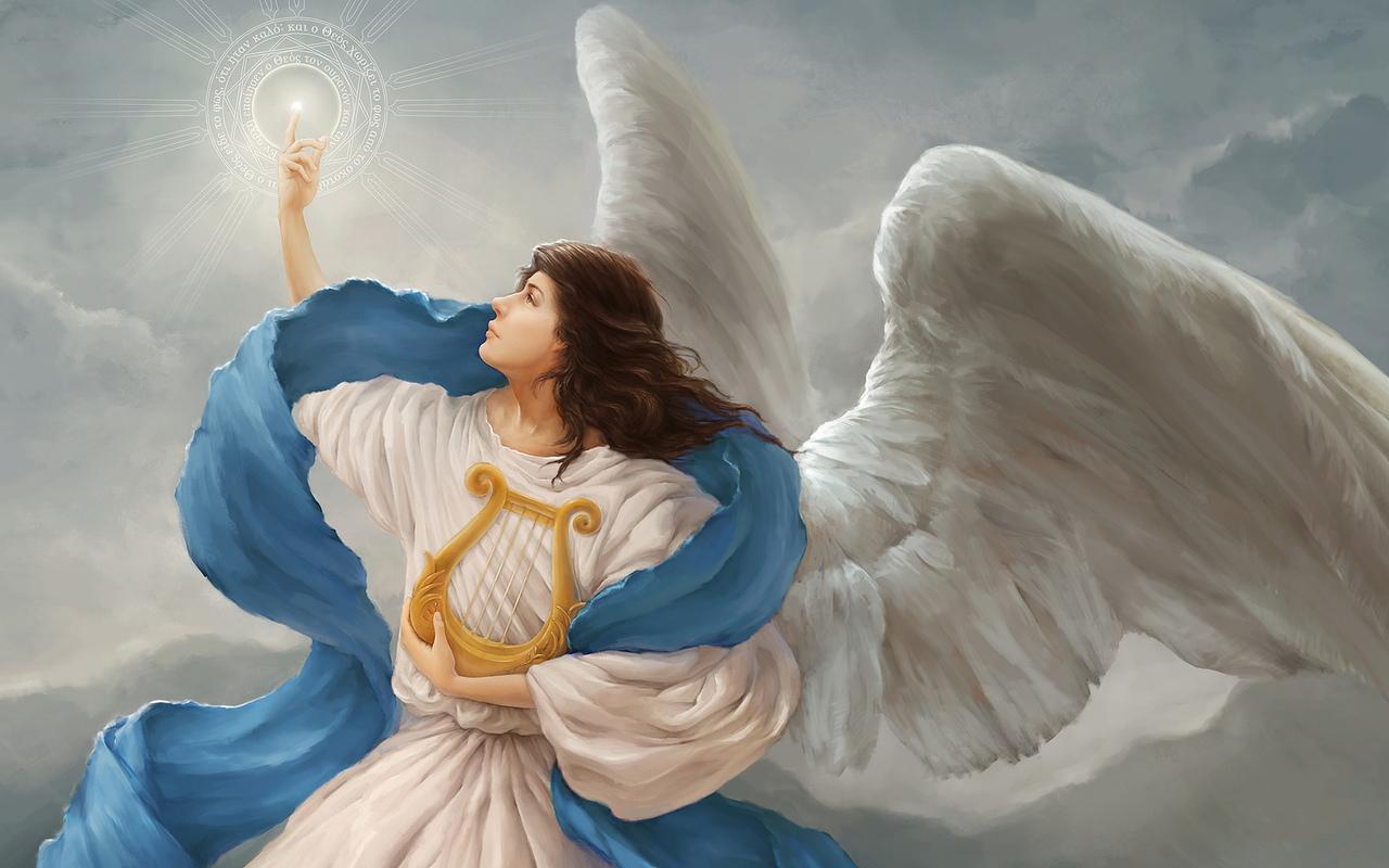 Гадание: совет Ангела-Хранителя по книге Дорин Верче