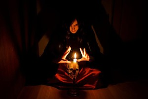 Книга заклятий в черной магии