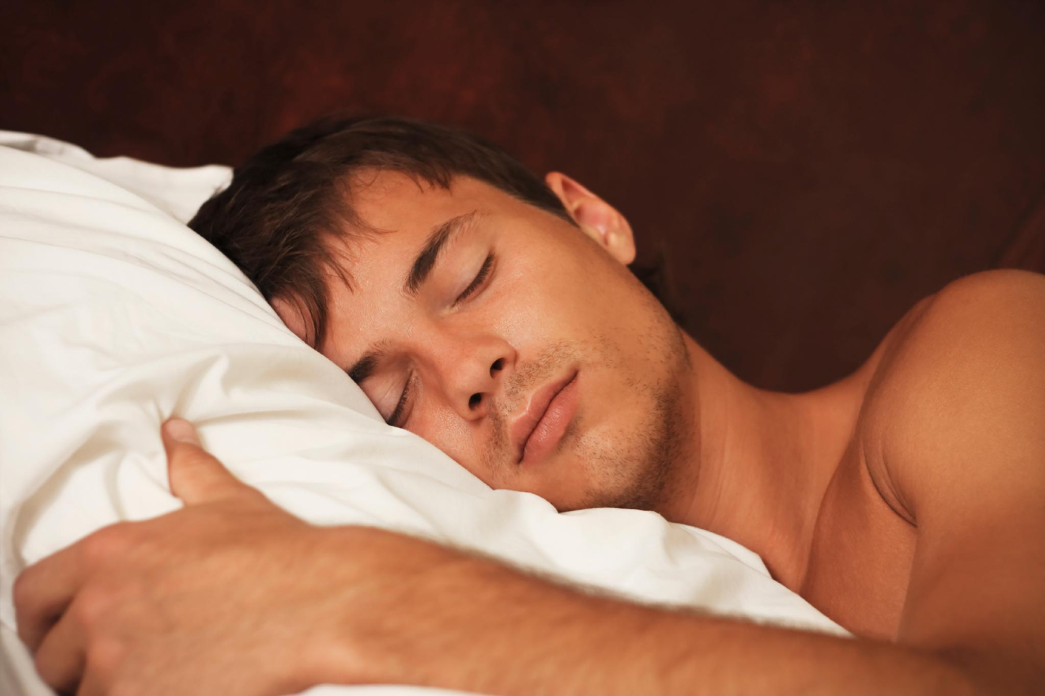новым картинка мужчина во сне сказать