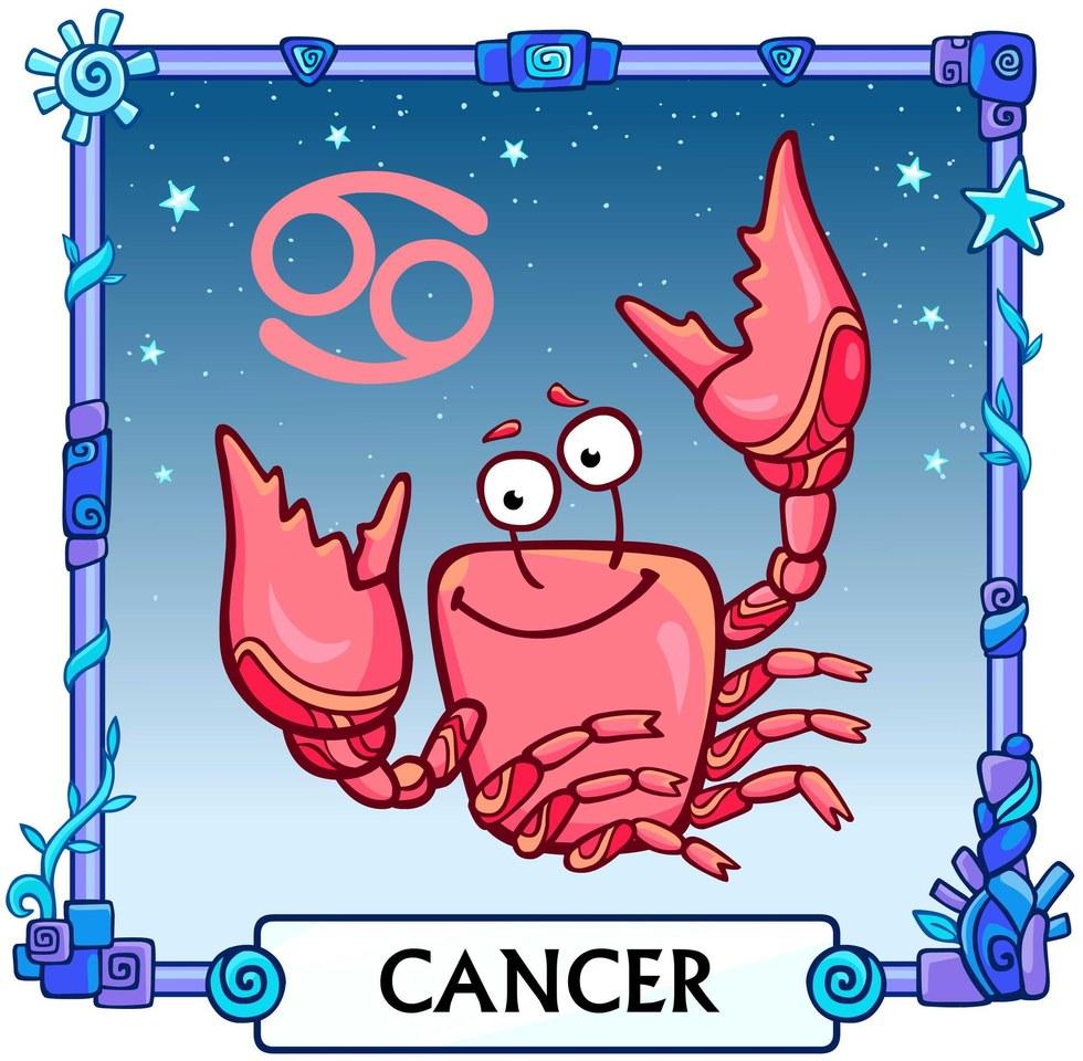 Картинки с знаком рака и надписями