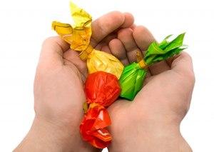 Значение сна про конфеты