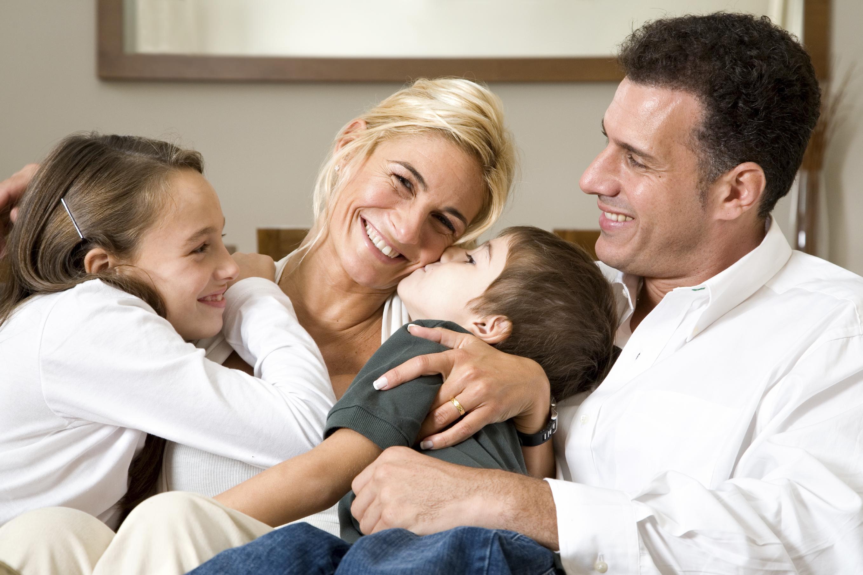 Поиск фото родителей и детей